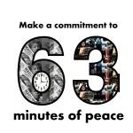 63minutesofpeacetshirt