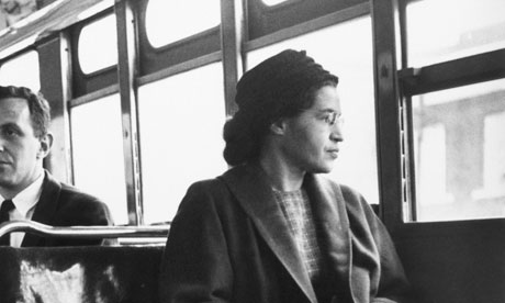Rosa Parks, ordinary people